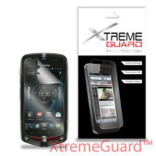 XtremeGuard Clear LCD Screen Protector Shield Skin For Casio Commando 2 4G LTE