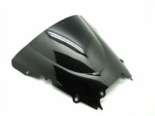 ABS Plastic Windshield Screen Visor Black For Yamaha R6 1998 - 2002 Motorcycles