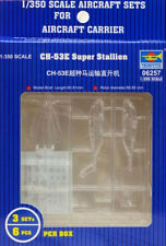 Trumpeter 6257 CH-53E Super Stallion Helicopters for 1/350 Scale Model Ship Kits