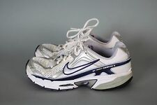 NIKE AIR ZOOM CESIUM 2 II : 7.5 : Silver Running Workout Tennis Athletic Shoes