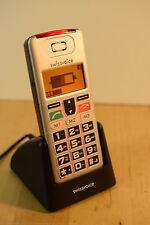 SWISSVOICE MP01 großtasten mobiltelefon gebraucht Seniorentelefon
