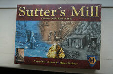 SUTTER's Mill (2008) BOARD GAME