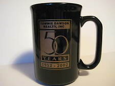 2002 TOMMY DAWSON Realty BROOKSVILLE FLORIDA Ceramic Coffee Cocoa Mug Cup 4.5X3