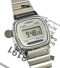 Casio LA670WA-7D LA670WA Ladies Vintage Retro Digital Women's Mini Face Watch