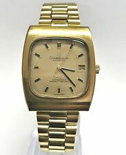 Omega Constellation Officially Certified Chronometer Vintage Automatic Watch
