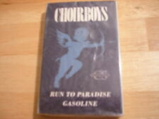 SEALED RARE OOP Choirboys CASSETTE TAPE Run To Paradise +1 HARD ROCK Australia !