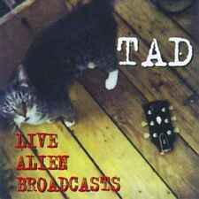 Tad - Live Alive Broadcasts Cassette Tape - Sealed - NEW COPY