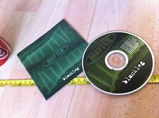 Matter BlackLeg Music CD & Sleeve Only Official