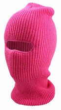 Ski Mask Beanie Cap Winter Hat Warm Caps Men Women Kids Hats One Size Fit All