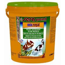 Sera pond mix royal 21l - Fischfutter Mix für den gemischten Teichbesatz