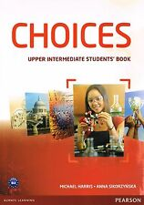 Pearson CHOICES Upper-Intermediate STUDENTS BOOK Level B2 Published in 2013 @NEW