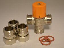 Thermomischer 1, 3-Wege für Solar, Therme, Heizung, Heizungsbau, NEU
