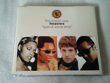 BRAND NEW HEAVIES - SPEND SOME TIME - UK CD SINGLE