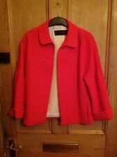 New. Zara Red Jacket