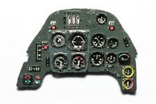 Yahu Models 1:48 Messerschmitt Bf 109G-6 instrument panel for Eduard