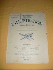 L'ILLUSTRATION N°3908 janvier 1918