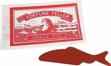 10 x Magic Fortune Teller Fish Christmas Cracker Stocking Filler Toys 00479