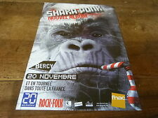 SHAKA PONK - The white pixel APE !! Publicité de magazine / Advert !!!