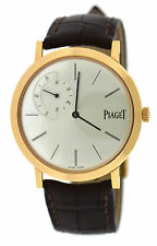 Piaget Altiplano Ultra Think 18K Rose Gold Watch G0A34113