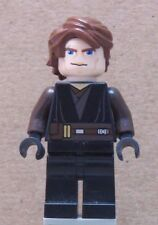 LEGO Star Wars Minifigure sw317 Anakin Skywalker Scarred Eye Clone Wars 7957