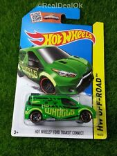 Hot wheels Ford Transit Connect (Green)