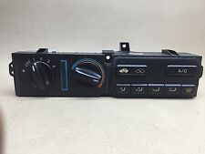 94 95 96 97 HONDA ACCORD HEATER A/C TEMPERATURE  CLIMATE CONTROL UNIT OEM