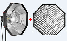 Jinbei BD-60cm Folding Beauty Dish Camera Flash Softbox With Grid Bowens mount