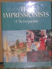 The Impressionists: A Retrospective-First Edition/DJ-1991-Illustrated