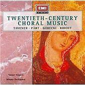 Twentieth Century Choral Music, Vasari Singers, Good