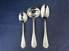Sant Andrea Stainless SATIN ROSSINI 3pc Hostess Set (s) NEW