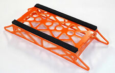XTREME RACING ORANGE G-10 SHORT CAR STAND TOURING CAR XRAY T4 TC3 TC6.2 TC4 RTR