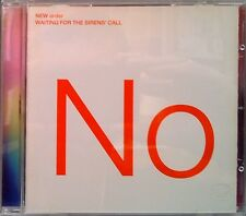 "New Order - Waiting for the Sirens' Call (CD 2005) Features ""Krafty"""