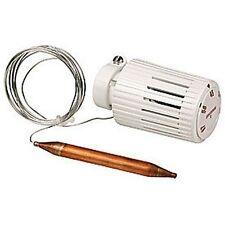 R462L Testa termostatica a liquido,  con sensore a distanza 2m GIACOMINI