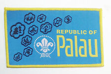 22rd world scout jamboree PALAU CONTINGENT  2011