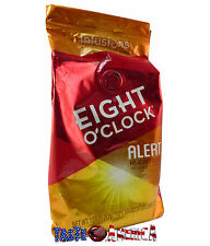 Eight O'Clock Alert Hi-Caffeine Ground Arabiaca Coffee With Guarana 283g