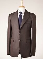 Men's NWT $1525 MARNI Olive Brown Twill Wool Sport Coat 40 R Blazer Italy