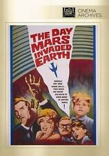 The Day Mars Invaded Earth (DVD, 2015)