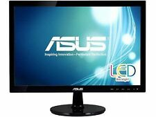 Asus LCD VS207D-P LED Backlight 19.5inch Wide 5ms 80000000:1 1600x900 D-SUB