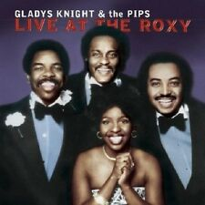 Gladys Knight & the Pips - Live At The Roxy -  New Factory Sealed CD