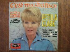 PETULA CLARK EP FRANCE C'EST MA CHANSON CHAPLIN (3)