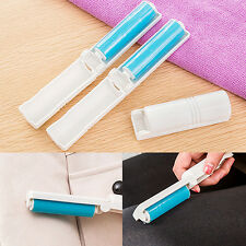 1 Pc Washable Lint Dust Hair Remover Cloth Sticky Roller Brush Cleaner Popular