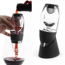 Magic Decanter Red Wine Aerator Essential Quick Aerating Pouch Filter New