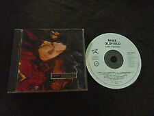 MIKE OLDFIELD EARTH MOVING ULTRA RARE AUSTRIAN RELEASE CD!