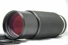 Nikon Zoom-NIKKOR AI-S 100-300mm f/5.6 MF Telephoto Lens SN208933 *As-Is*