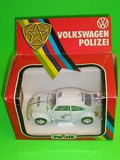 POLISTIL VOLKSWAGEN POLIZEI  S643 VW BEETLE 1;25 ITALY 1978  MINT IN BOX  lot48