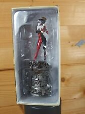 EAGLEMOSS DC CHESS COLLECTION 1ST EDITION NUMBER 17 HARLEY QUINN NO MAGAZINE