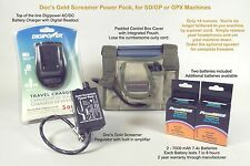 Doc's Goldscreamer Power Pack Li-Ion Battery System with Speaker for Minelab GPX