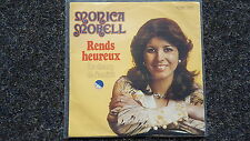 Monica Morell - Rends heureux 7'' Single SUNG IN FRENCH