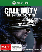 Call Of Duty: Ghosts Xbox One NEW SEALED FAST DISPATCH