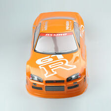 190mm Body Shell With Rear Ring 020O#NY For 1/10 RC On Road Drift Car